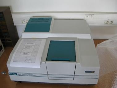 Image - Spectromètre UV-vis Cary 100 (Varian)