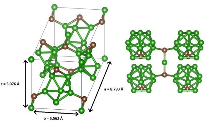 Image - Vue 3D d'une ou plusieurs molécules de carbure de bore